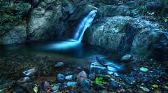 El rinconcito (candi...) Tags: riera agua corriente rocas sonya77 naturaleza nature airelibre paisaje largaexposición