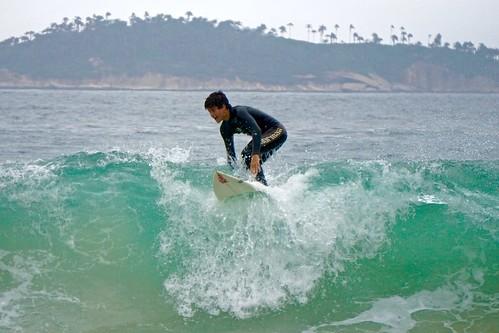 Ipanema Beach surf