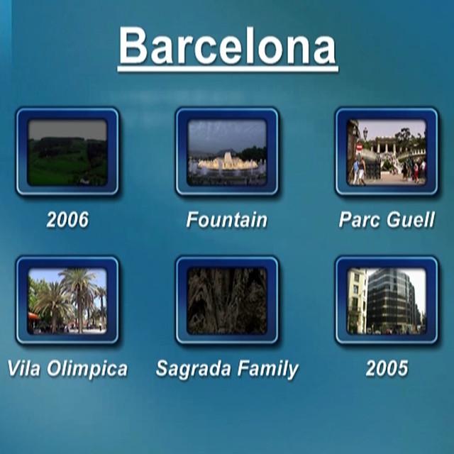 DVD 2008 - Барселона