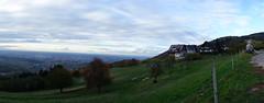 """view of the """"Upper Rhine Plain"""" (1) (mgheiss) Tags: sony rx100 oberrheinebene upperrhineplain herbst autumn landschaft schwarzwald blackforest mittelgebirge"""