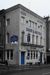 "the ""Ship and Mitre"" (Towner Images) Tags: pub ale beer towner liverpool merseyside camra hostelry dalestreet shipandmitre themitre blue mitre drink ales stouts freehouse publichouse bar"