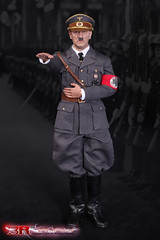 3R GM640 Adolf Hitler 1889-1945 Ver A - 61 (Lord Dragon 龍王爺) Tags: 16scale 12inscale onesixthscale actionfigure doll hot toys 3r did german ww2 axis