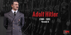 3R GM640 Adolf Hitler 1889-1945 Ver A - 00 Promo 03 (Lord Dragon 龍王爺) Tags: 16scale 12inscale onesixthscale actionfigure doll hot toys 3r did german ww2 axis