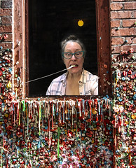 Flavour Country (ruthlesscrab) Tags: gum wall seattle mickster randy copycat tribute wah werehere hereios weird self spc creative jackingaround crazy stupid