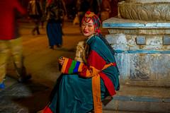 Portrait of Tibetan girl at the Barkhor, Lhasa, Tibet (CamelKW) Tags: tibet2018 portrait tibetangirl barkhor lhasa tibet