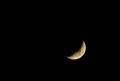 La luna (Patataasada) Tags: luna moon lunacreciente cielo sky noche night orientación supervivncia crescentmoon nocturna