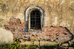 countryside 2 (magilla 03) Tags: window derelict brickwork