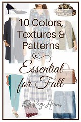 10 Colors, Textures (alaridesign) Tags: 10 colors textures patterns essential for fall