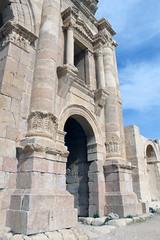 Acanthus Columns (California Will) Tags: roman ruins jordan historic arch jerash middleeast grecoroman architecture