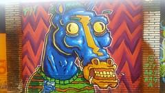GRAFITTIS BARCELONA 2018 (Javier Ibañez) Tags: graffitis streetart murales graffiti arteurbano mural street art urban public aerosol nyc