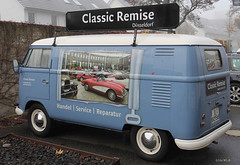 VW T1 (wb.fotografie) Tags: vw volkswagen bulli t1 kombi kleinbus camper classicremise freizeitauto auto kfz kraftfahrzeug düsseldorf