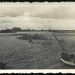 Archiv R823 Landschaft am großen Fluß, 1930er thumbnail