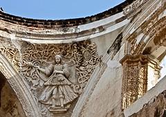 Cathedral of St James, Antigua Guatemala, Guatemala, Central America (susiefleckney) Tags: unescoworldheritagesite antigua spanishbaroque catedral de san josé cathedralofstjames antiguaguatemala guatemala centralamerica