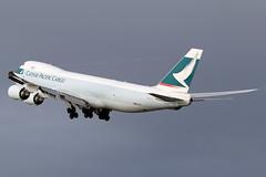 B-LJJ (Jeroen Stroes Aviation Photography) Tags: 747 748800 panc cathay cathaycargo tedstevensairport anchorage alaska