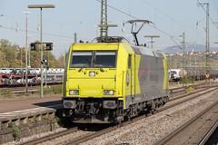 Alpha Trains 119 008 Weil am Rhein (D) (daveymills37886) Tags: alpha trains 119 008 weil am rhein d baureihe bomb traxx