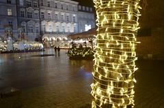 treelight (mannikon) Tags: rawtherapee filmsimulation kodakektar100 krakow cracow poland christmas