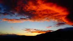 Ανατολη ηλιου Βουλγαρια DSC07592 (omirou56) Tags: 169ratio sonydschx60v ανατοληηλιου μπανσκο βουλγαρια dawn bulgaria clouds sky silhouette συννεφα ουρανοσ