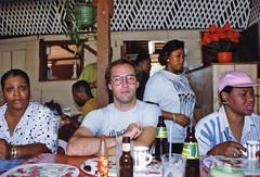 Dragon Lounge Breakfast2 (HarveNYC) Tags: jamaica 1992