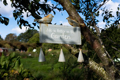 Reminder (justingreen19) Tags: fuji fujiflim gardening metalsign x100f allotment bells garden green greenery healthylifestyle horticulture justingreen19 lettering lifeisbetterinthegarden lifestyle ornament outdoors outside plaque sign signage tree typeface
