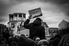 Marche pour le climat 2019 (damiencorrephoto) Tags: street climat climate streetphotography photography bnw noiretblanc blackandwhite black white noir blanc rue