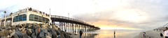 (hinxlinx) Tags: oceanside ocean sunset socal southern california sea dusk night