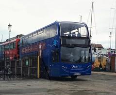 1531 HJ63JJU (PD3.) Tags: bus buses psv pcv lymington more hampshire hants england uk wilts dorset go ahead goahead group bluestar 1531 hj63jju hj63 jju adl enviro 400