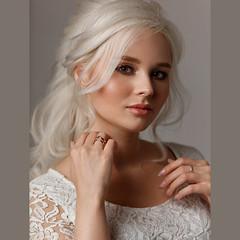 Kate (Aleksey Panteleev) Tags: bride girl wedding blonde skin beauty eyes elegant