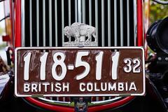 """118-511"" (Eric Flexyourhead) Tags: surrey britishcolumbia bc canada southsurrey crescentbeach crescentbeachconcoursdelegance 2018 truck american detail fragment vintage classic antique retro numberplate licenseplate 1932 sonyalphaa7 zeisssonnartfe55mmf18za zeiss 55mmf18"