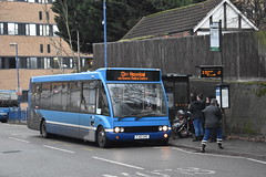 CT4N 991 (Ash Hammond) Tags: trentbarton nottinghamcommunitytransport ct4n optaresoloev 997 991 yj12gve