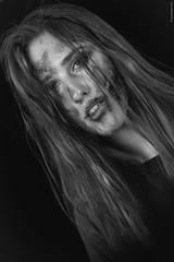 Scary Girl (guidokpunkt) Tags: makeup beautyshooting 2018 scars sfxart halloweenshooting halloween shooting guidokpunkt scary nastyfreak haare halloweenbeauty halloweenmakeup creepy blut wound model creepymakeup halloweencostumes openskin scarymakeup auge demon schminke sfxmakeup janine cut beauty
