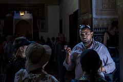 A Local Guide in Marrakesh (Jethro_aqualung) Tags: people nikon d800e 35mm maroc marrakesh local guide light jethroaliastullph