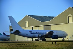 Stored 767-200 (Gerry Rudman) Tags: boeing 767216er zs dji st athan south wales stored