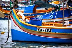 MFA 21 VLT (Siuloon) Tags: boot marsaxlok malta luzzu eye color łódka ship canon tamron malte mer luzu water waterfront boat vehicle outdoor