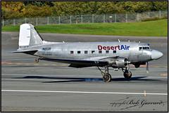 N272R Desert Air (Bob Garrard) Tags: n272r desert air douglas c47a skytrain c37 dc3 anc panc