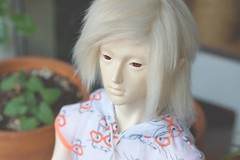 [003/365] Keir (Ise-Bandit) Tags: abjd bjd asian ball joint doll dollfie resin soom chrom keir