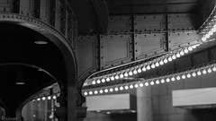 Grand Central Entrance Lights (dansshots) Tags: dansshots grandcentral grandcentralterminal grandcentralnewyorkcity grandcentralnyc midtown midtownnewyork midtowneast nyc newyorkcity newyork manhattan bnw blackandwhite blackandwhitephotography blackandwhitephoto blackandwhitenewyorkcity picoftheday pictureoftheday nikon nikond750 nikonphotography