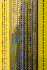 The Bee Hive - Hong Kong Aerial (tobyharriman) Tags: 2018 hongkong abstract aerial apartments blocktower china complex drone estates highrise homes housing kowloon living photography population publichousing rental residences skyscraper towers