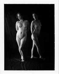 Double Sarah. Fuji FP3000B. ©SL #sarah #model #studio #nu #nude #figure #doubleexposure #artisticnude #artnude #film #analog #polaroid #instant #3x5 #mediumformat #filmisalive #filmphotography #bw #blackandwhite (slfastwalk) Tags: studio figure polaroid artisticnude doubleexposure nu filmphotography sarah film filmisalive instant artnude 3x5 analog blackandwhite bw model nude mediumformat