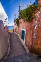 Oia,Santorini (Vagelis Pikoulas) Tags: oia santorini thira greece cyclades kyklades island islands sea canon 6d tokina 1628mm landscape view village cat architecture greek europe holidays travel