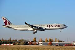 (ORY) Qatar Amiri Flight Airbus A340  A7-AAH (dadie92) Tags: orly qatar government airbus a340 a7aah spotting landing aircraft airplane ory nikon d7100 tamron danieldanel