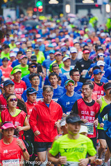 LD4_9850 (晴雨初霽) Tags: shanghai marathon race run sports photography photo nikon d4s dslr camera lens people china weekend november 2018 thousands city downtown town road street daytime rain staff