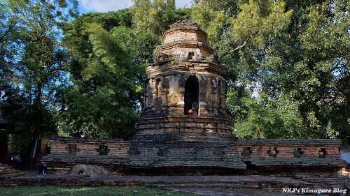 Wat Jet Yod, Chiang Mai, Thailand