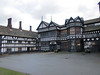 Bramall Hall from the rear, Stockport, UK