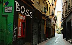 Calle Contamina (portalealba) Tags: zaragoza aragon españa spain portalealba canon eos1300d 1001nights 1001nightsmagiccity 1001nightsmagicwindow