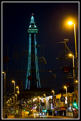 IMG_0112 Blackpool Tower (Scotchjohnnie) Tags: blackpool blackpoolilluminations blackpooltower lancashire landmark lowlight longexposure canon canoneos canon6d canonef24105mmf4lisusm scotchjohnnie