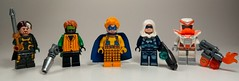 Lego DC figs #3 (DaRogues) (irishclown156) Tags: 3