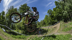 _HUN3023 (phunkt.com™) Tags: msa mont sainte anne dh downhill down hill 2018 world cup race phunkt phunktcom keith valentine