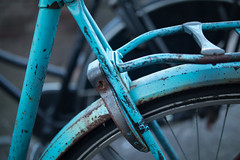 20190118-Canon EOS M5-6078 (Bartek Rozanski) Tags: thehague denhaag zuidholland netherlands holland dutch city bicycle blue