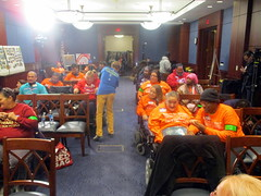 IMG_5399 (Autistic Reality) Tags: disabilityintegrationactreintroductionceremony roomsvc2023 cvc capitolvisitorcenter capital capitolhill capitol visitorcenter center visitors america architecture building structure district dc districtofcolumbia dmv downtown disability advocacy washington washingtondc cityofwashington columbia disabilityintegrationact dia reintroductionceremony reintroduction ceremony act bill law roomsvc202 roomsvc203 svc202 room svc203 inside indoors interior disabilityrights civilrights humanrights unitedstatescapitolvisitorcenter complex capitolcomplex unitedstatescapitolcomplex adapt legislation 2019