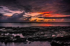 Sunrise at Praia de Gaibu,Pernambuco State.I woke up at 4 in the morning and as it was raining a lot, I thought that I would not have an opportunity to photograph. I went to sleep and half an hour later I went down and saw that the sky was opening. I made (Luciano_de_Castro) Tags: brazil beach travel traveler sea dawn paradise lucianodecastro fotografia photography brazillandscape seascape gaibu nordeste brasil sunrise mar nascerdosol pernambuco lucianodecastrophotography